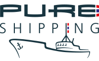 Pure Shipping logo